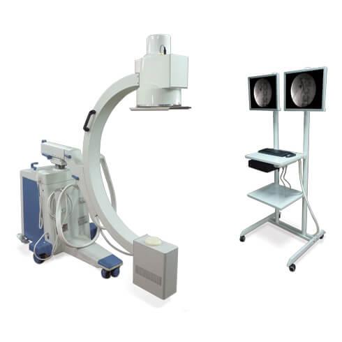 Аппарат рентгенохирургический передвижной АРХП-АМИКО (от 4,2 кВт)