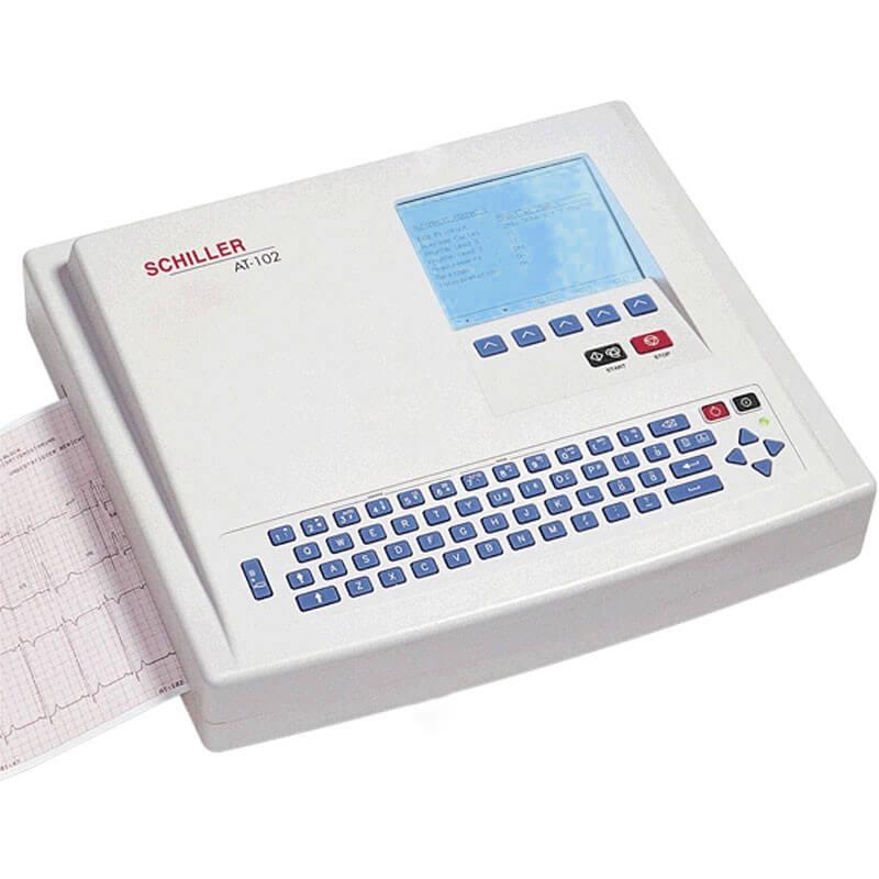 Портативный электрокардиограф Cardiovit AT-102 Schiller
