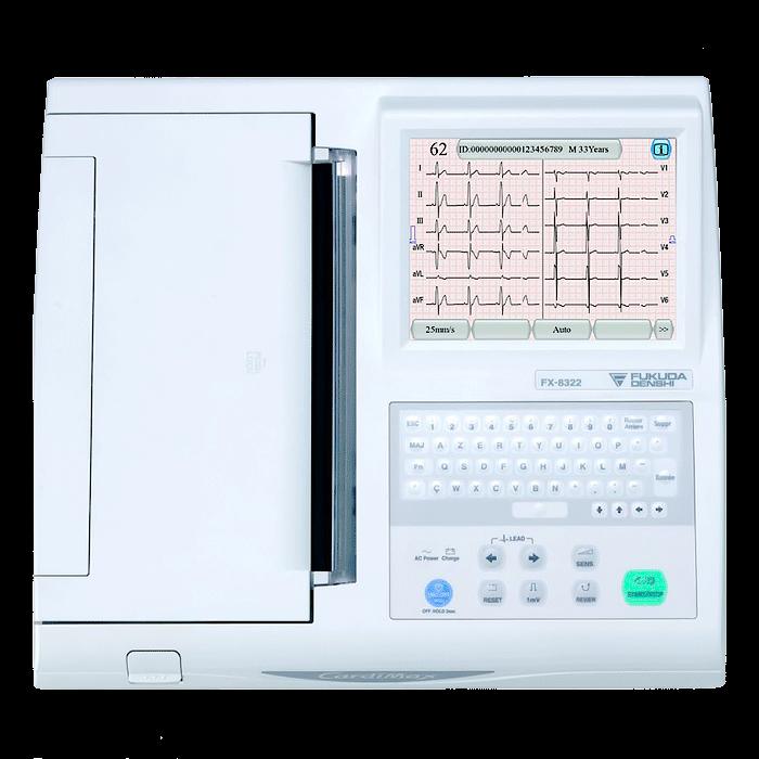 Портативный электрокардиограф Fukuda FX-8322